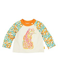 Masala Baby Organic Cotton Pullover Top Spotted Unisex