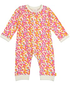 Masala Baby Organic Cotton Zip-up One Piece en Web Unisex