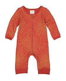 Masala Baby Organic Cotton Zip-up One Piece en Web Unisex