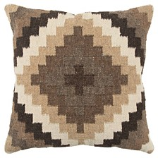 "Rizzy Home 20"" x 20"" Southwest Pillow Cover"
