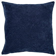 "Donny Osmond 20"" X 20"" Geometrical Design Down Filled Pillow"