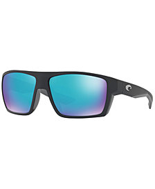 Costa Del Mar Polarized Sunglasses, BLOKE 61