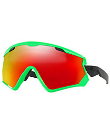 Oakley Goggles Sunglasses, OO7072 45 WIND JACKET 2