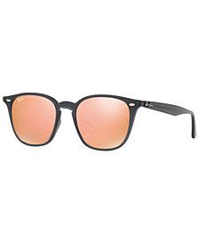 Ray-Ban Sunglasses, RB4258F 52