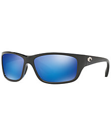 Costa Del Mar Polarized Sunglasses, TASMAN 63