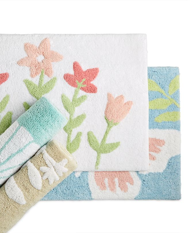 """Martha Stewart Collection CLOSEOUT! Spring 21"""" x 34"""" Rug Collection, Created for Macy's"""