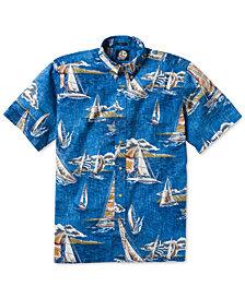 Reyn Spooner Men's A Following Sea Printed Shirt