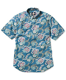 Reyn Spooner Men's Furoshiki Floral Shirt