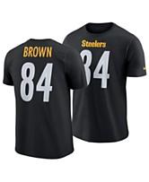 843f3aa29 Nike Men s Antonio Brown Pittsburgh Steelers Player Pride Name and Number T- Shirt