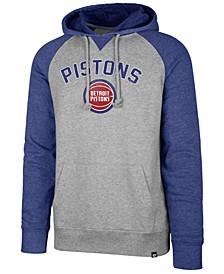 Men's Detroit Pistons Match Raglan Hoodie