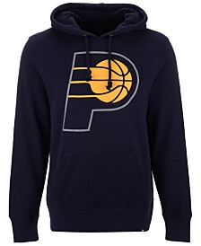 '47 Brand Men's Indiana Pacers Headline Imprint Hoodie
