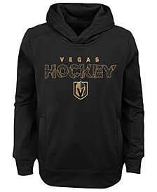 Outerstuff Vegas Golden Knights Extreme Hoodie, Big Boys (8-20)