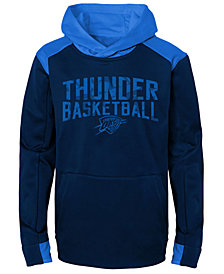 Outerstuff Oklahoma City Thunder Off The Court Hoodie, Big Boys (8-20)