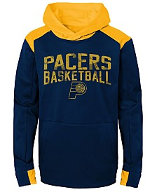 Outerstuff Indiana Pacers Off The Court Hoodie, Big Boys (8-20)