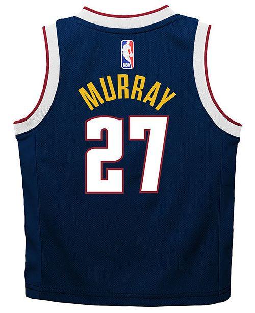 Macys Furniture Outlet Denver: Nike Jamal Murray Denver Nuggets Icon Replica Jersey