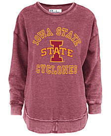 Pressbox Women's Iowa State Cyclones Vintage Wash Sweatshirt