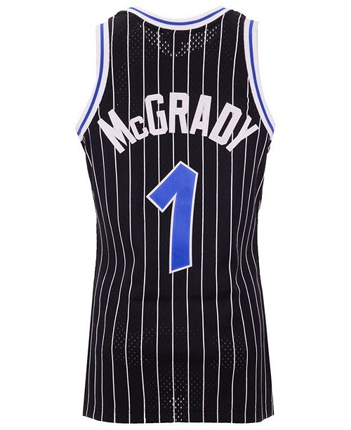 100% authentic d5c9c a23db Men's Tracy McGrady Orlando Magic Hardwood Classic Swingman Jersey
