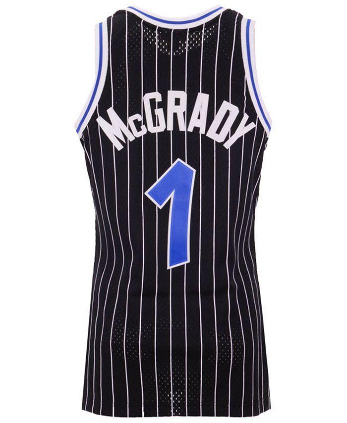 mcgrady jersey