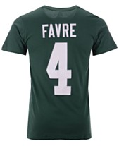 Majestic Men s Brett Favre Green Bay Packers Hall of Fame Eligible Receiver  Triple Peak T- 8c9805c5a