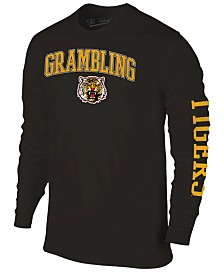 Colosseum Men's Grambling Tigers Midsize Slogan Long Sleeve T-Shirt