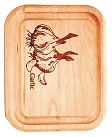 Garlic Branded Bar Board
