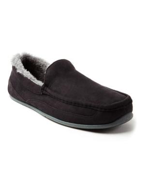 Slipperooz Men's Spun Indoor Outdoor S.u.p.r.o. Sock Cozy Moccasin Slipper Men's Shoes