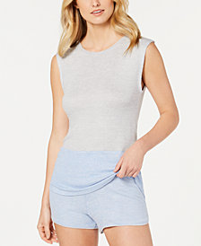 Ande Wonderluxe Colorblocked Pajama Top