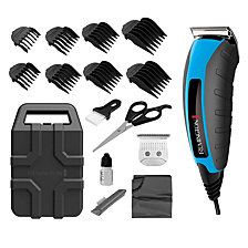 Remington Indestructible 15-Piece Clippers Kit HC5850