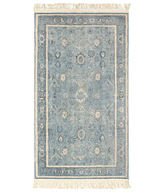"French Connection Versailles Vegetable Dyed 26"" x 45"" Accent Rug"