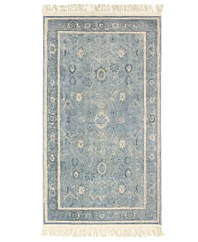 "CLOSEOUT! French Connection Versailles Vegetable Dyed 26"" x 45"" Accent Rug"