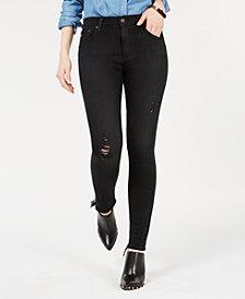 AG Jeans Farrah Ripped Skinny Jeans