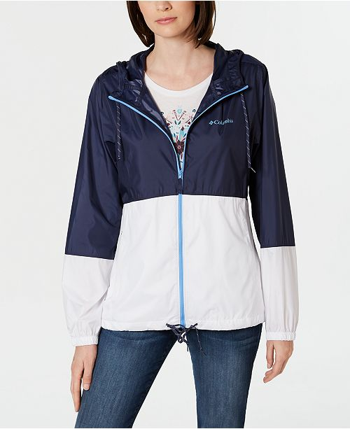 Columbia Flash Forward Water-Resistant Windbreaker