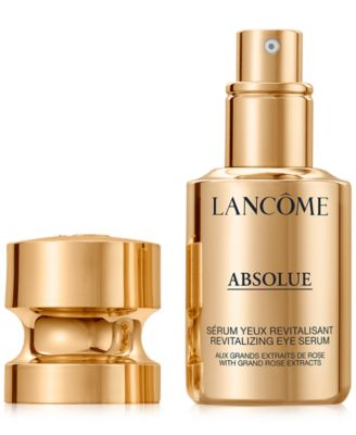 Absolue Revitalizing Eye Serum With Grand Rose Extracts, 0.5 oz.