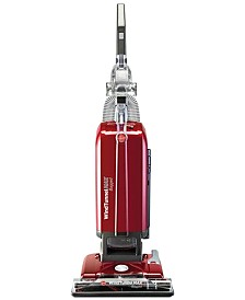 Hoover WindTunnel MAX Bagged Corded Upright Vacuum Cleaner