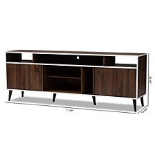 Hedia TV Stand, Quick Ship