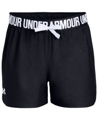 Image of Under Armour Big Girls Play Up Shorts