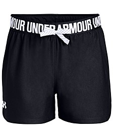 Big Girls Play Up Shorts