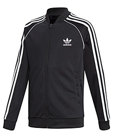 Big Boys Superstar Track Jacket