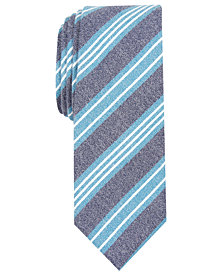 Original Penguin Men's Isbin Skinny Stripe Tie