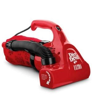 Dirt Devil Floorcare Ultra Corded Bagged Handheld Vacuum