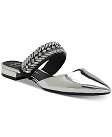 Jessica Simpson Lavretta Pointed-Toe Slide Sandals