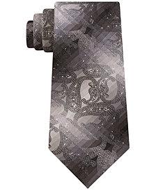 Van Heusen Men's Howie Paisley Tie