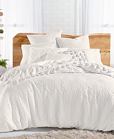Lucky Brand Taos 2-Pc. Matelasse Twin/Twin XL Comforter Set, Created for Macy's