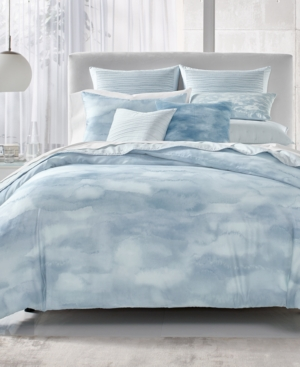 Closeout! Hotel Collection Ethereal Pima Cotton King Duvet Cover, Created for Macy's Bedding