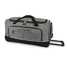 "Traveler's Choice Pacific Gear Keystone 30"" Rolling Duffel Bag"