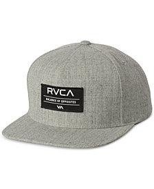 RVCA Men's Territory Snapback Hat