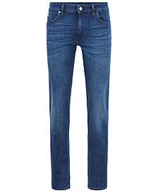 BOSS Men's Slim Fit Stretch Denim Jeans