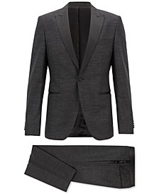 BOSS Men's Extra-Slim Fit Three-Piece Tuxedo