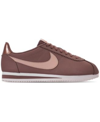 Finders | Women's Classic Cortez Leather Metallic Casual ...
