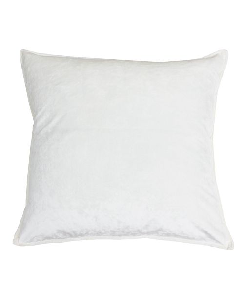 "THRO Ibenz Ice Velvet Pillow, 22"" x 22"""
